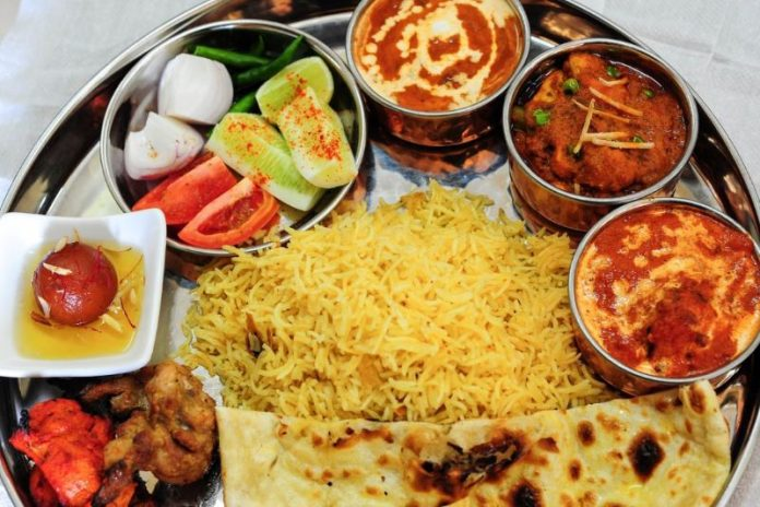 Top 5 Indian Dishes