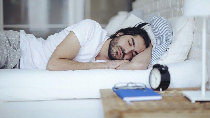Get sufficient rest