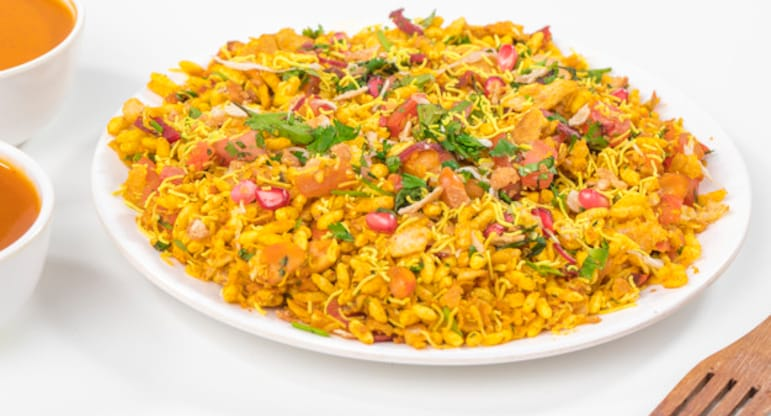 Famous street food of Delhi