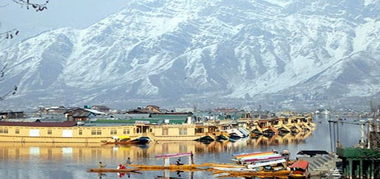 Top attraction in Jammu and Kashmir