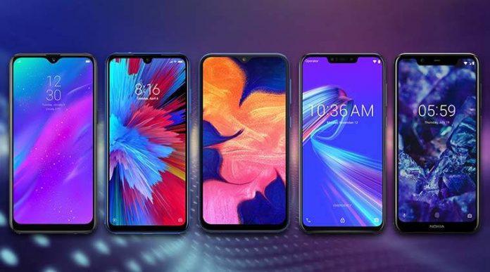 Mobile Phones Under 10000