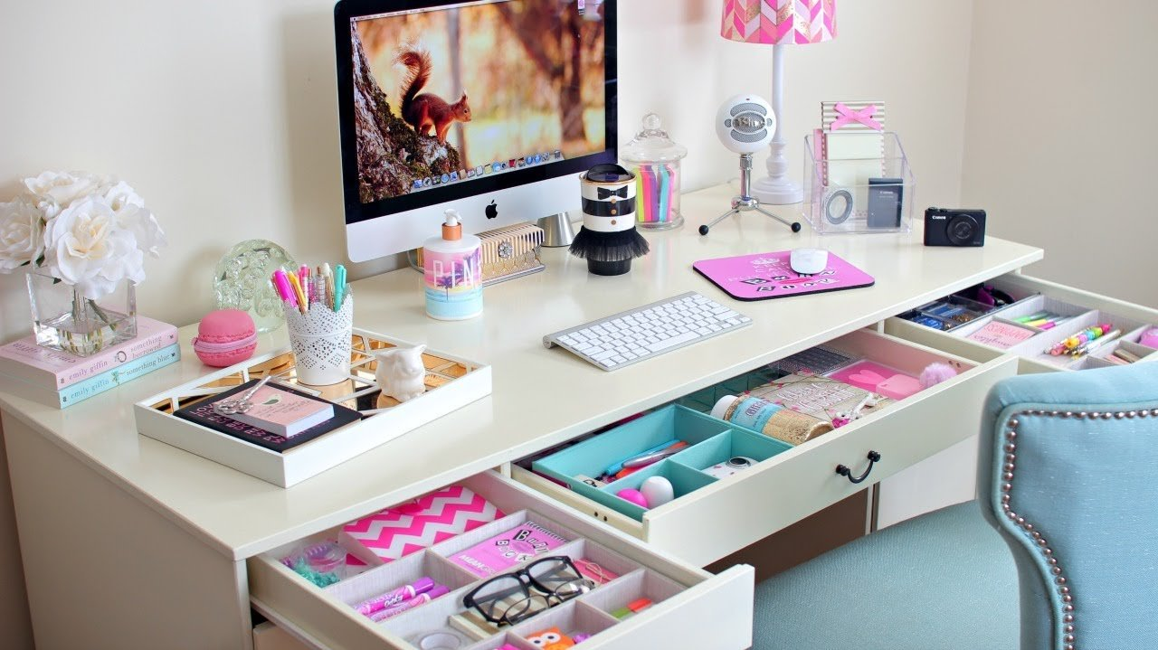 Arrange your work area
