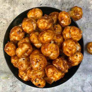 Caramelized Makhana